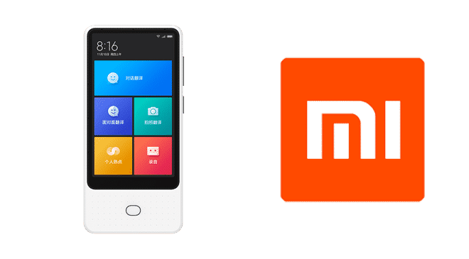 Xiaomi Mi Translator