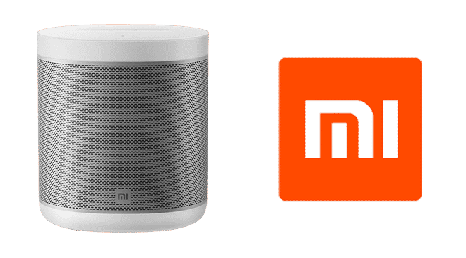 Xiaomi Xiao AI Speaker Art
